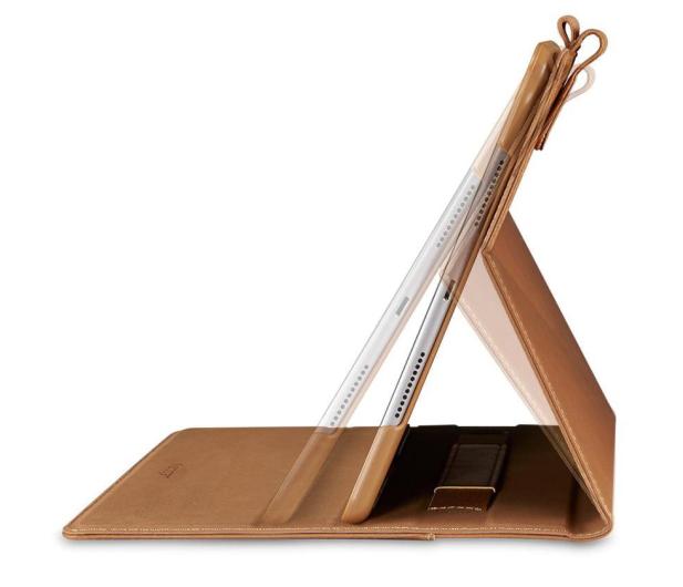 Spigen Stand Folio do iPad Air 3 generacji brązowy - 576347 - zdjęcie 3