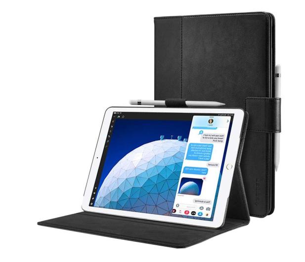 Spigen Stand Folio do iPad Air 3 generacji czarny - 576348 - zdjęcie
