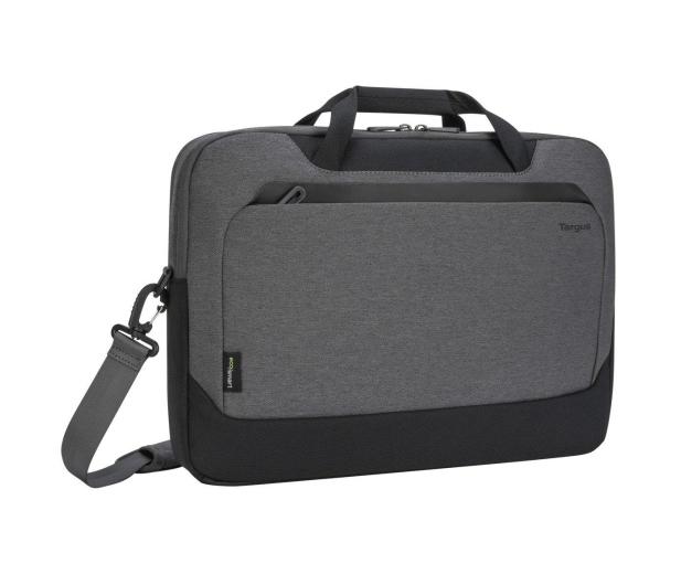 """Targus Cypress 15.6"""" Briefcase with EcoSmart® Grey - 580241 - zdjęcie 3"""
