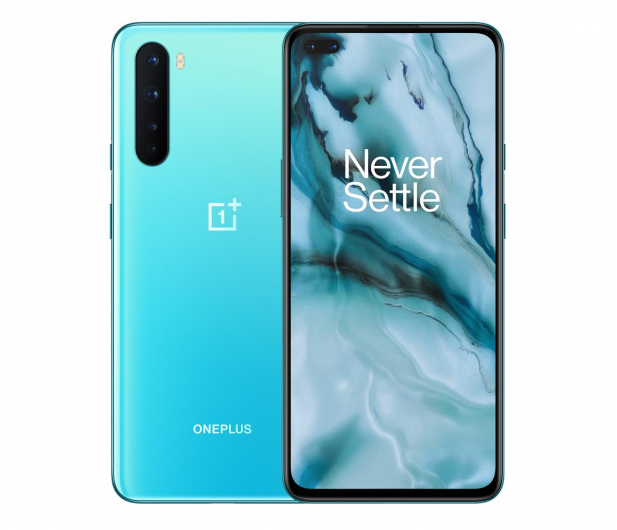OnePlus Nord 8/128GB Blue Marble - 580963 - zdjęcie