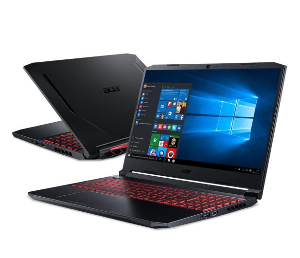 Acer Nitro 5 R5-4600H/16GB/512+1TB/W10 GTX1650Ti 144Hz - 588096 - zdjęcie