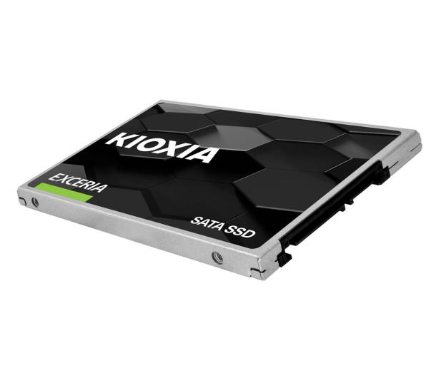 """KIOXIA 480GB 2,5"""" SATA SSD EXCERIA - 581058 - zdjęcie 3"""