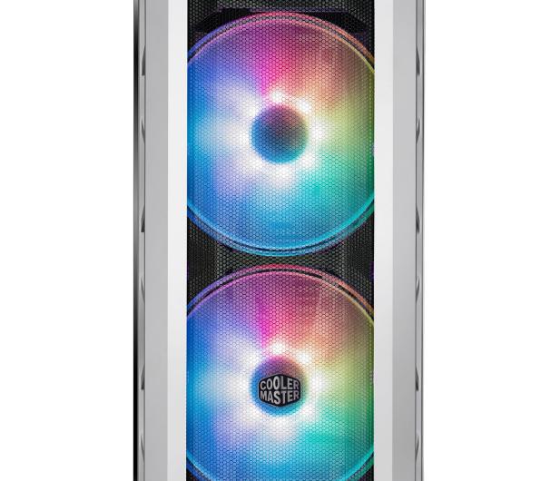 Cooler Master MasterCase H500P Mesh ARGB biała - 580472 - zdjęcie 4