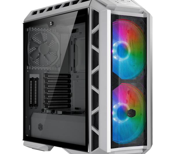 Cooler Master MasterCase H500P Mesh ARGB biała - 580472 - zdjęcie 2