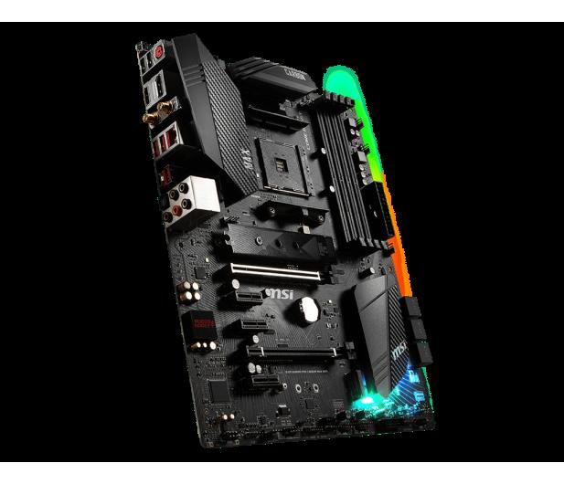 MSI B450 GAMING PRO CARBON MAX WIFI - 580370 - zdjęcie 2