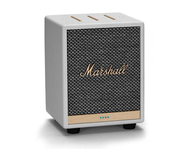 Marshall Uxbridge Voice Google Biały - 581122 - zdjęcie 2