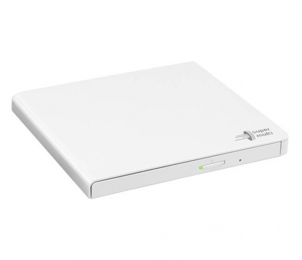 Hitachi LG GP57EW40 Slim biała BOX USB 2.0 - 323391 - zdjęcie