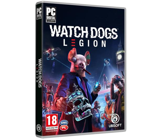 PC Watch Dogs Legion - 507964 - zdjęcie 2