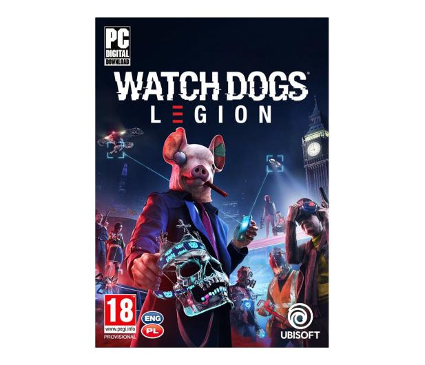 PC Watch Dogs Legion - 507964 - zdjęcie