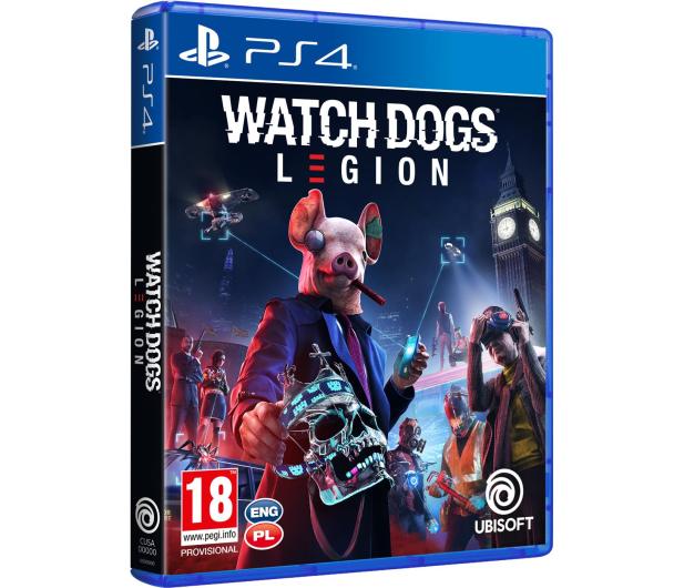 PlayStation Watch Dogs Legion - 507965 - zdjęcie 2