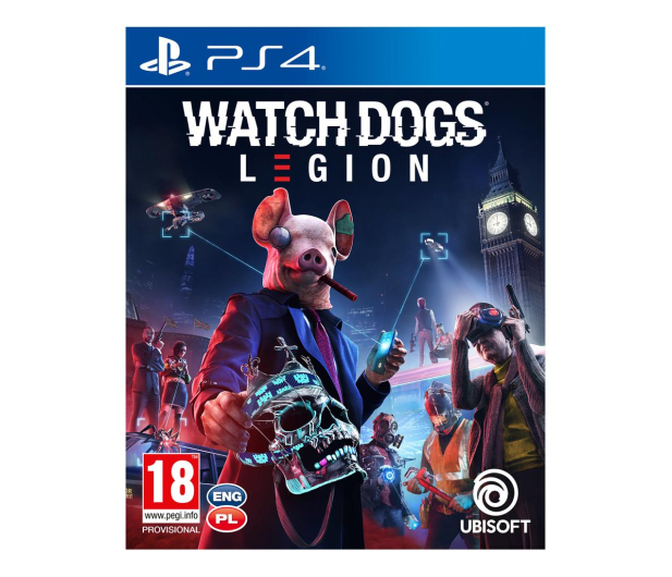 PlayStation Watch Dogs Legion - 507965 - zdjęcie