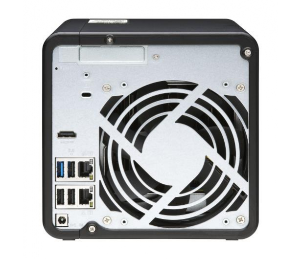 QNAP TS-453D-8G (4xHDD, 4x2.0-2.7GHz, 8GB, 5xUSB,2xLAN) - 581102 - zdjęcie 2