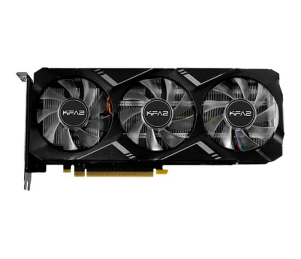 KFA2 GeForce RTX 2060 SUPER Gamer 1-Click OC 8GB GDDR6  - 581025 - zdjęcie 3