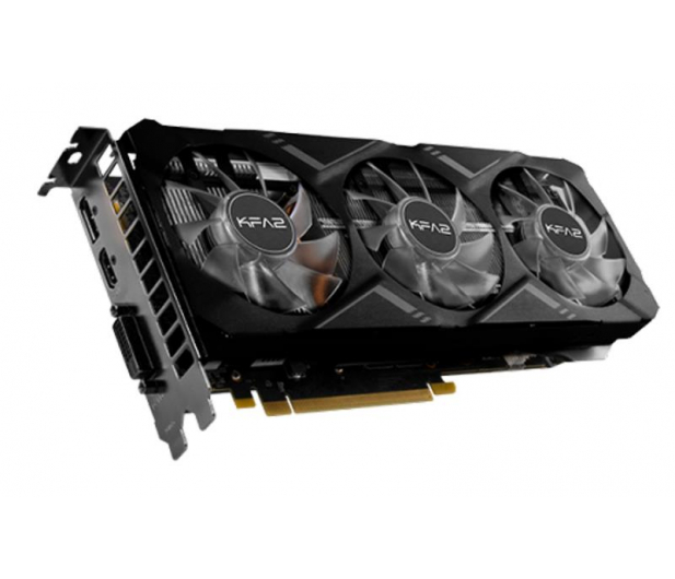 KFA2 GeForce RTX 2060 SUPER Gamer 1-Click OC 8GB GDDR6  - 581025 - zdjęcie 4