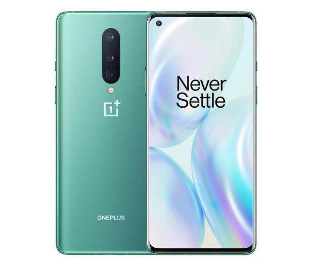 OnePlus 8 5G 8/128GB Glacial Green 90Hz - 557558 - zdjęcie