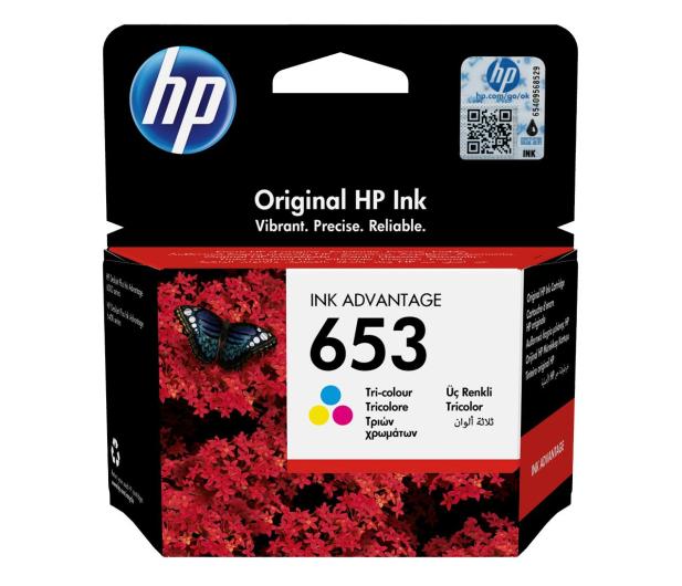 HP 653 CMY 200str. - 581041 - zdjęcie