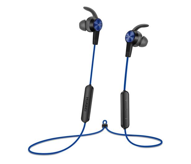 Huawei AM61 Sport Bluetooth Niebieskie - 581506 - zdjęcie