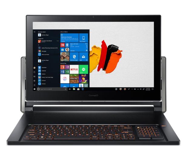 Acer ConceptD 9 i9-9980/32G/2048/W10P RTX2080 4K Touch - 580374 - zdjęcie 2