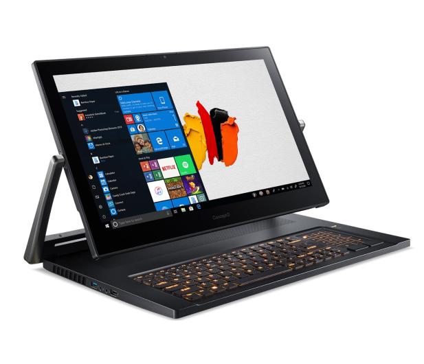 Acer ConceptD 9 i9-9980/32G/2048/W10P RTX2080 4K Touch - 580374 - zdjęcie 4
