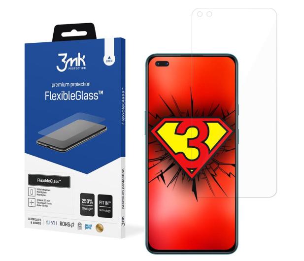 3mk Szkło Flexible Glass do OnePlus Nord - 581624 - zdjęcie 2