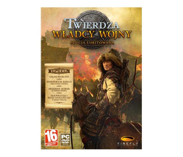 PC Twierdza: Wladcy wojny – Edycja Limitowana - 581127 - zdjęcie