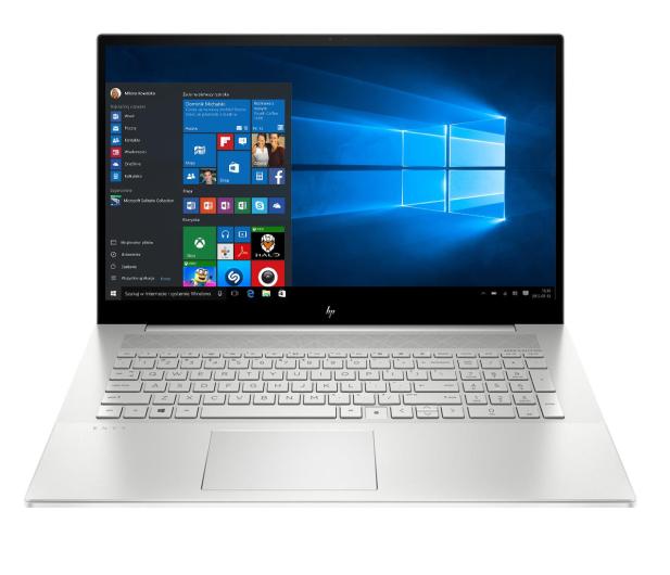 HP Envy 17 i5-1035G1/16GB/480+1TB/Win10 MX330 - 580921 - zdjęcie