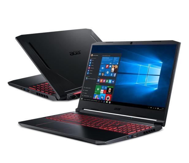 Acer Nitro 5 i5-10300H/8GB/512/W10 GTX1650Ti 144Hz - 571711 - zdjęcie