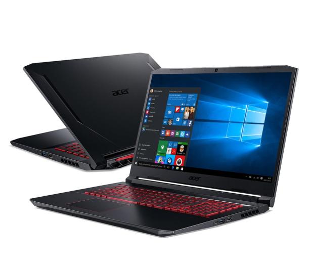 Acer Nitro 5 i5-10300H/16GB/512/W10 GTX1650Ti 120Hz - 571731 - zdjęcie