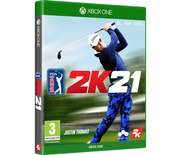Xbox PGA Tour 2K21 - 577535 - zdjęcie 2
