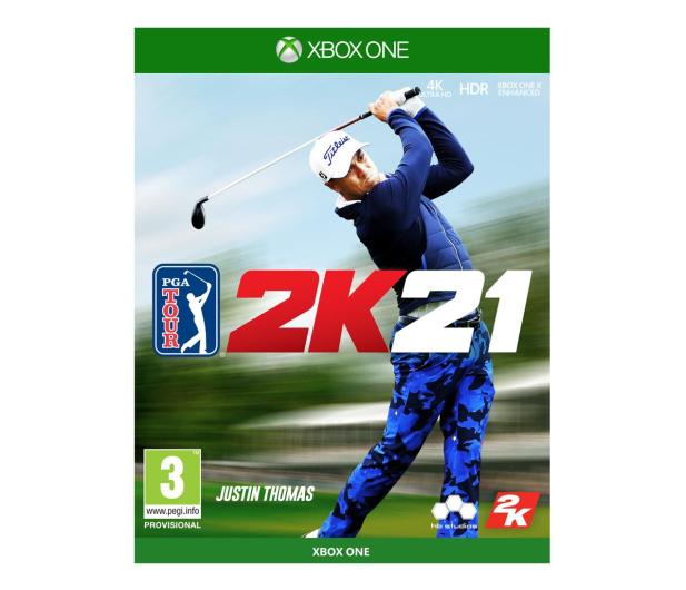 Xbox PGA Tour 2K21 - 577535 - zdjęcie