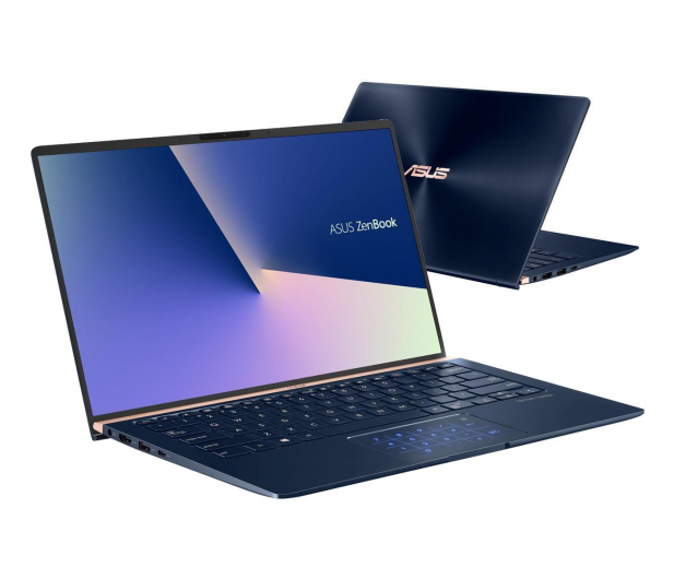 ASUS ZenBook 14 UX433FAC i5-10210U/8GB/512 - 576255 - zdjęcie