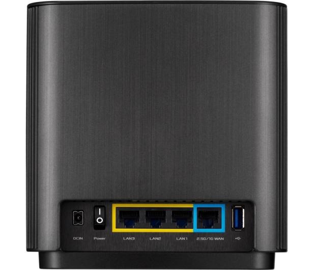 ASUS  ZenWiFi AX (6600Mb/s a/b/g/n/ac/ax)  - 577582 - zdjęcie 3