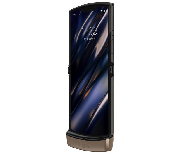 Motorola RAZR 6/128GB Blush Gold - 566074 - zdjęcie 2