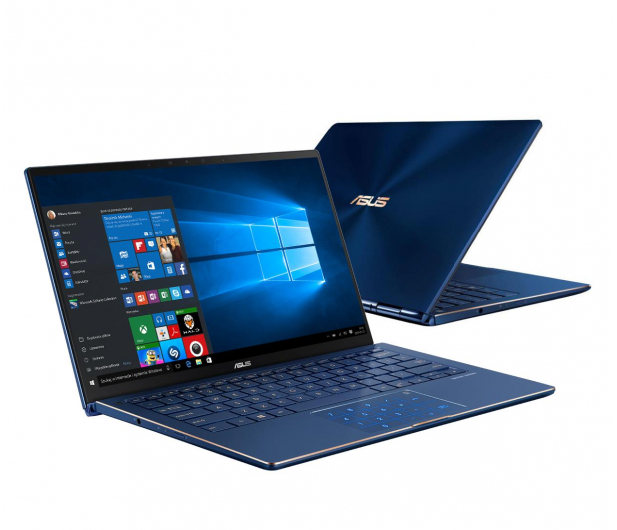 ASUS ZenBook Flip UX362FA i7-8565U/16GB/512/W10 - 576263 - zdjęcie