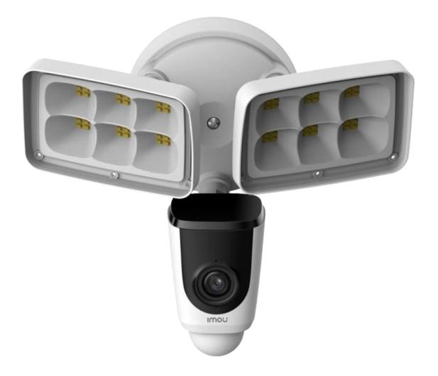 Imou Floodlight L26P FullHD LED IR PIR Syrena 110dB  - 582195 - zdjęcie