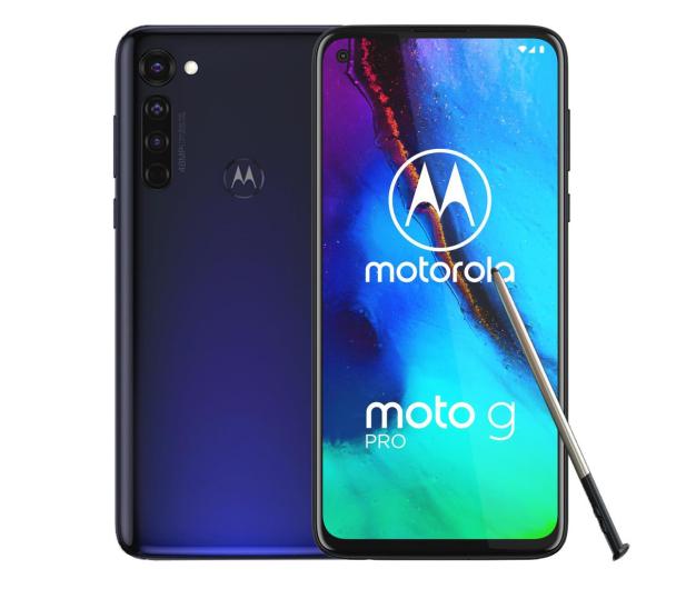 Motorola Moto G Pro 4/128GB Mystic Indigo - 582142 - zdjęcie