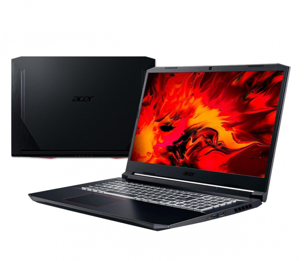 Acer Nitro 5 i7-10750H/32GB/512+1TB RTX2060 120Hz - 584297 - zdjęcie