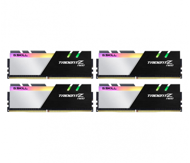 G.SKILL 32GB (4x8GB) 3800MHz CL14 TridentZ RGB Neo - 582348 - zdjęcie