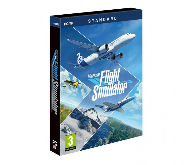 PC Microsoft Flight Simulator - 583001 - zdjęcie
