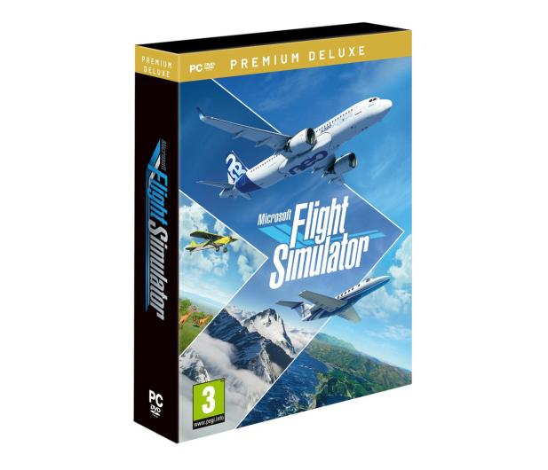 PC Microsoft Flight Simulator Premium Deluxe - 583002 - zdjęcie