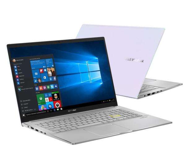 ASUS VivoBook S15 M533IA R5-4500U/8GB/512/W10 - 575667 - zdjęcie
