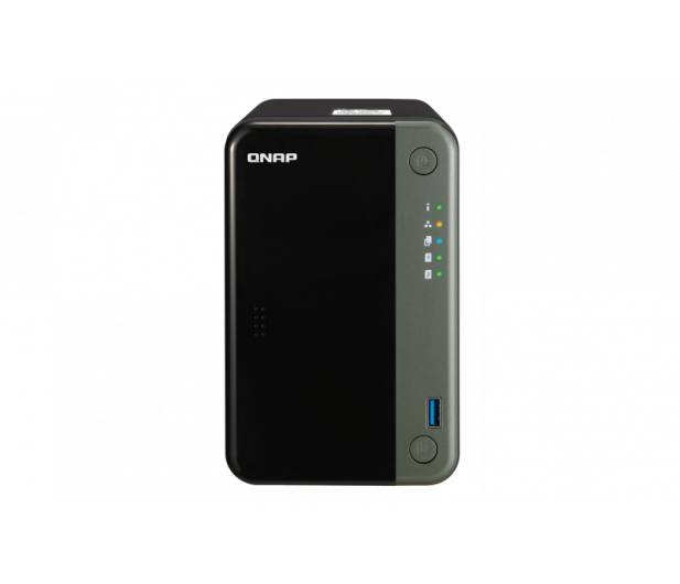 QNAP TS-253D-4G (2xHDD, 4x2.0-2.7GHz, 4GB, 5xUSB,2xLAN) - 575638 - zdjęcie 2