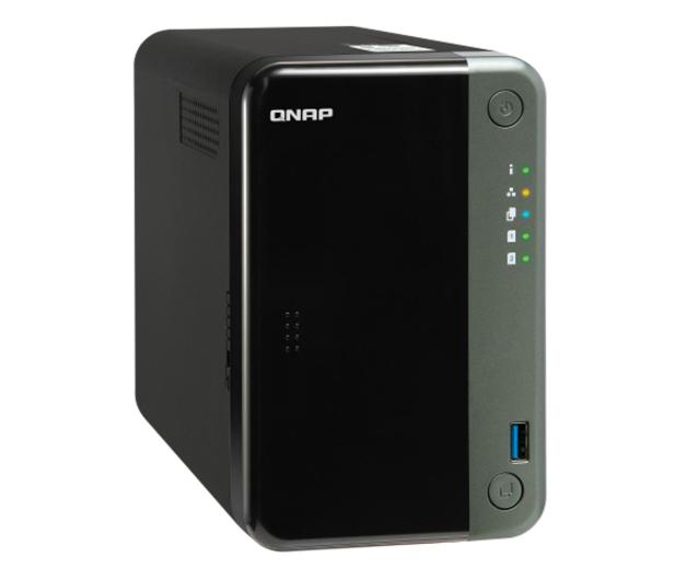 QNAP TS-253D-4G (2xHDD, 4x2.0-2.7GHz, 4GB, 5xUSB,2xLAN) - 575638 - zdjęcie