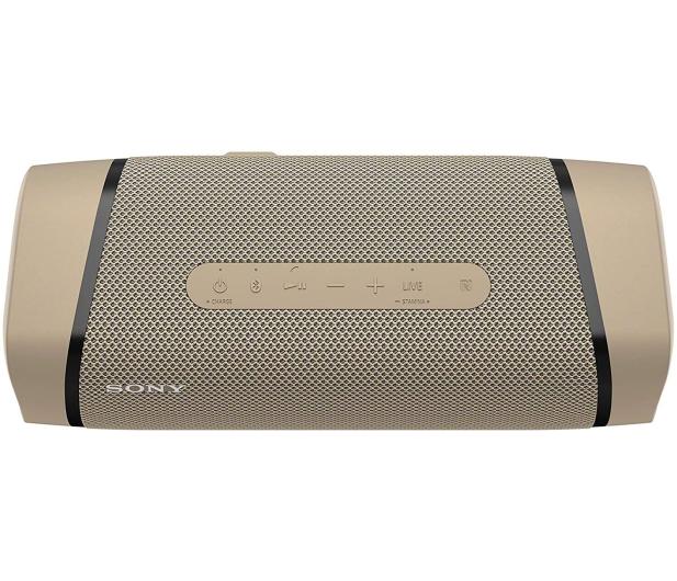 Sony SRS-XB33 Złoty - 577179 - zdjęcie 4