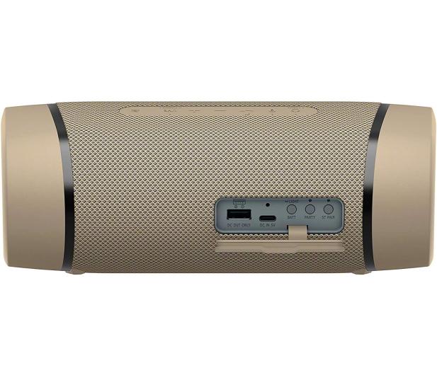 Sony SRS-XB33 Złoty - 577179 - zdjęcie 5
