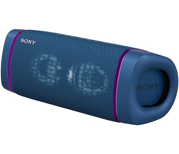 Sony SRS-XB33 Niebieski - 577180 - zdjęcie 2