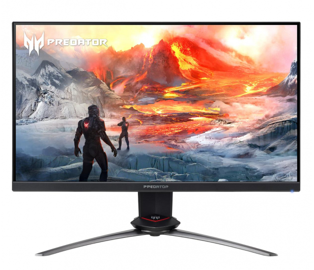 Acer Predator XB273XBMIPRZX czarny 240Hz - 576646 - zdjęcie
