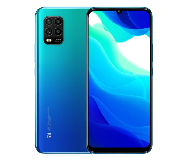 Xiaomi Mi 10 Lite 5G 6/64GB Aurora Blue - 575787 - zdjęcie