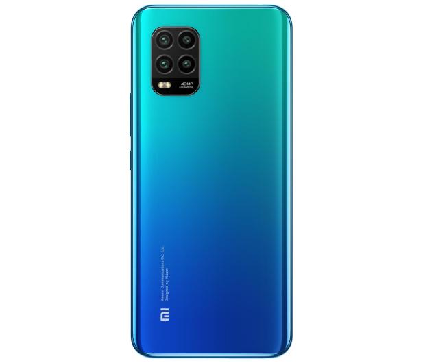 Xiaomi Mi 10 Lite 5G 6/64GB Aurora Blue - 575787 - zdjęcie 4