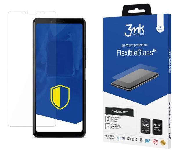 3mk Flexible Glass do Sony Xperia 10 II - 572962 - zdjęcie 2